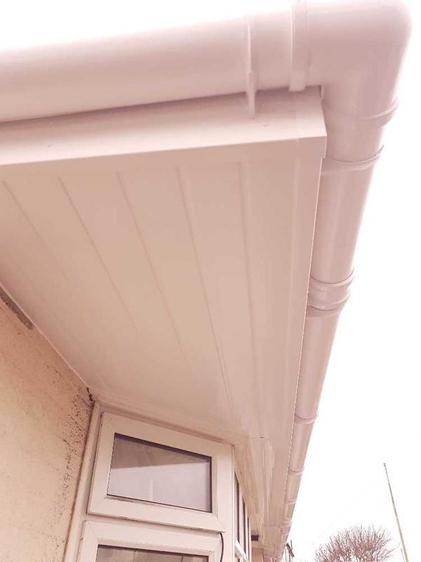 Image 30 - bungalow in saltdean soffit fascia and gutter after