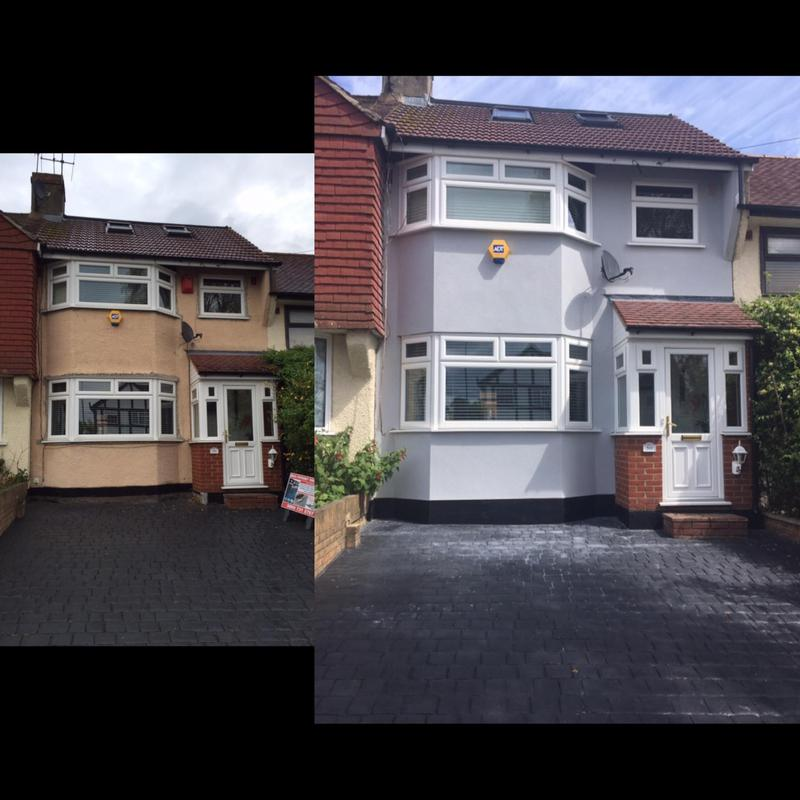 Image 9 - Before and after (coloured render)