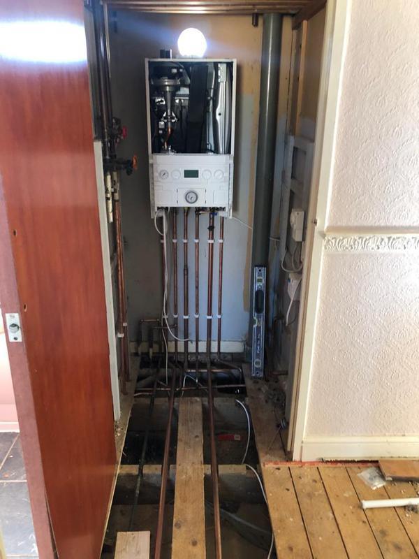 Image 6 - New combi boiler