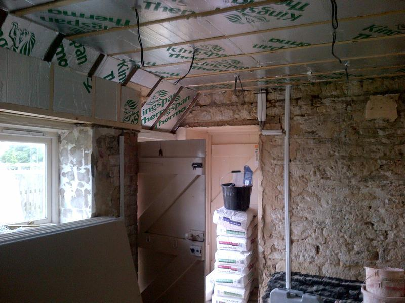 Image 8 - Farm outbuilding Conversion to a Kitchen
