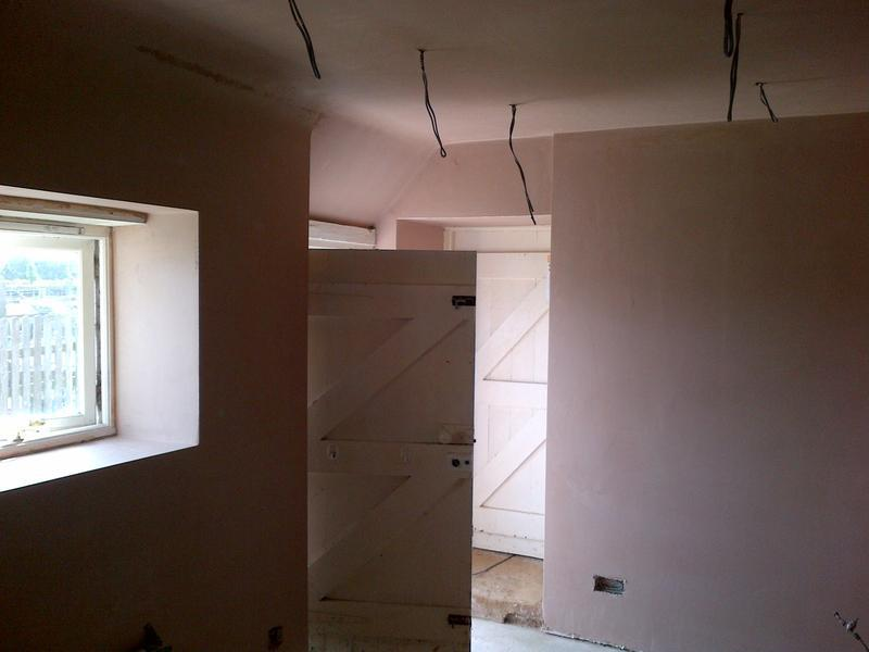 Image 9 - Board and skim Kitchen