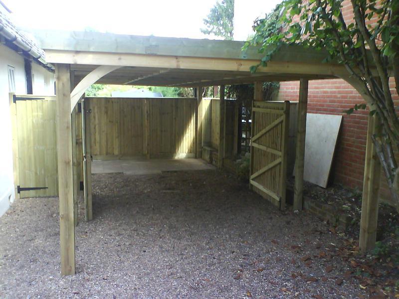 Image 56 - carport