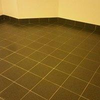 Image 19 - Floor and skirting board tiling for a clients new wine cellar. Strong and low maintenance