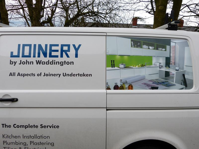Joinery by John Waddington logo