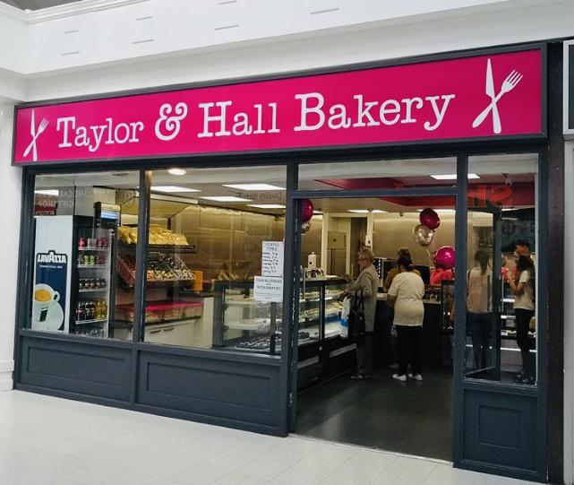 Image 15 - Taylor & Hall Bakery  Northpoint Shopping Centre clean prior to Grand Opening