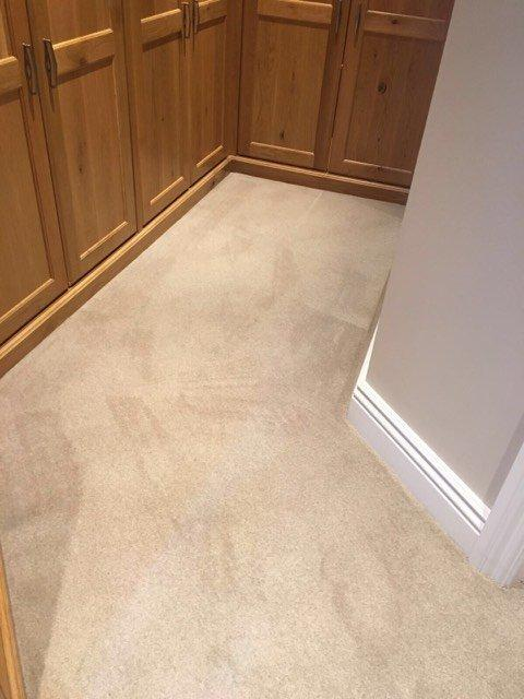 Image 16 - Carpet fitted throughout built in wardrobes.