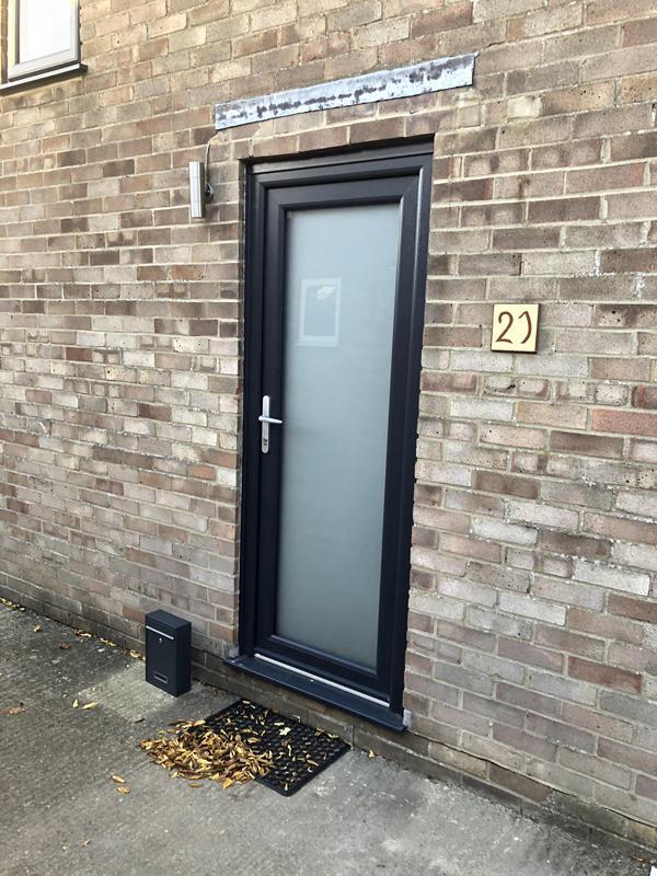 Image 112 - Pvc door