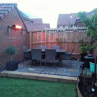 Image 29 - Patio area with lighting and Patio heaters
