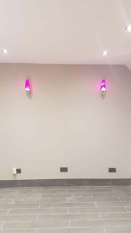Image 17 - Oxclose wall mounted lava lamps