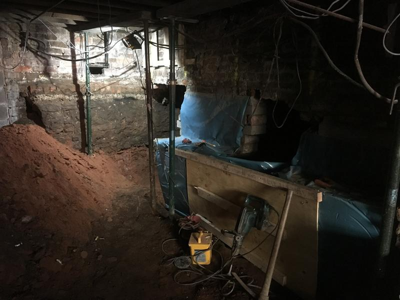 Image 5 - Basement excavation and underpinning