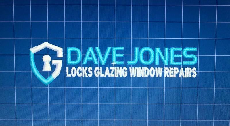 Dave Jones Locks, Windows and Doors logo