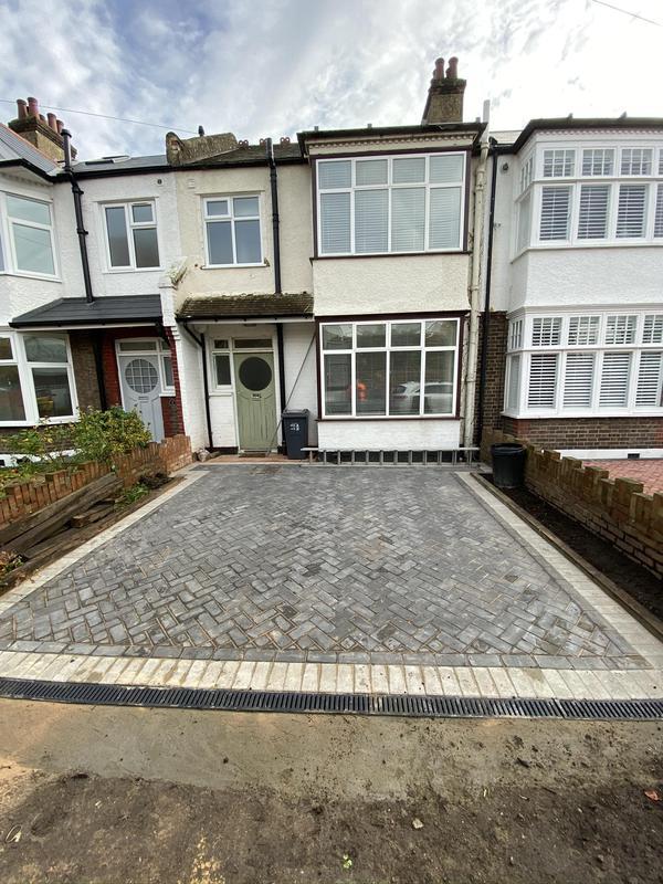 Image 6 - Block paving driveway SW19