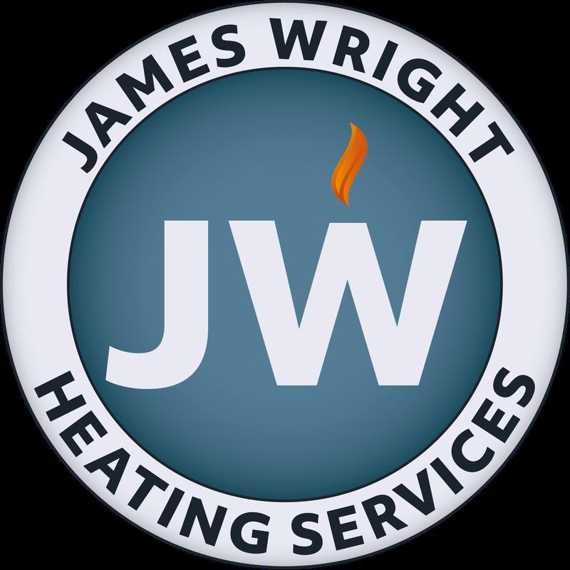James Wright Heating Services logo