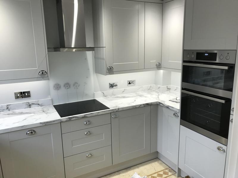 Image 8 - Customer 096. A small kitchen renovation that changed the look of the room completely.