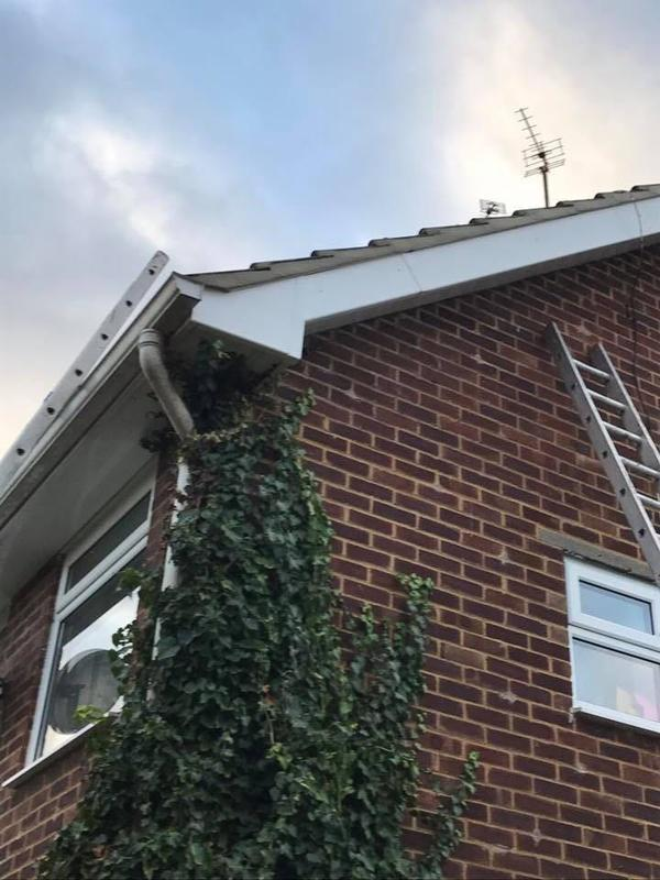 Image 3 - New Fascis Soffits And Verge