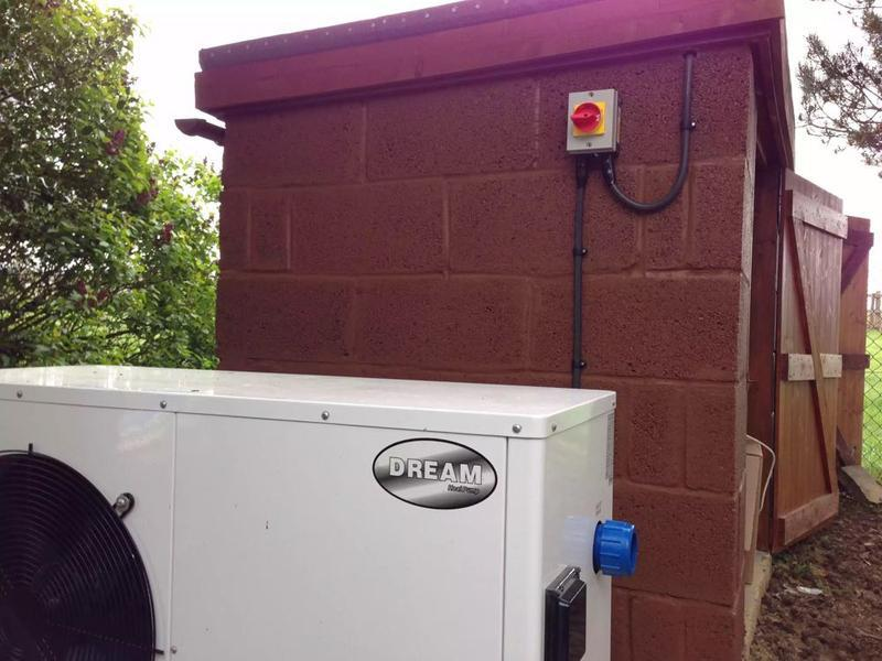 Image 44 - pool wiring Aston