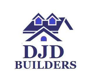 DJD Builders logo