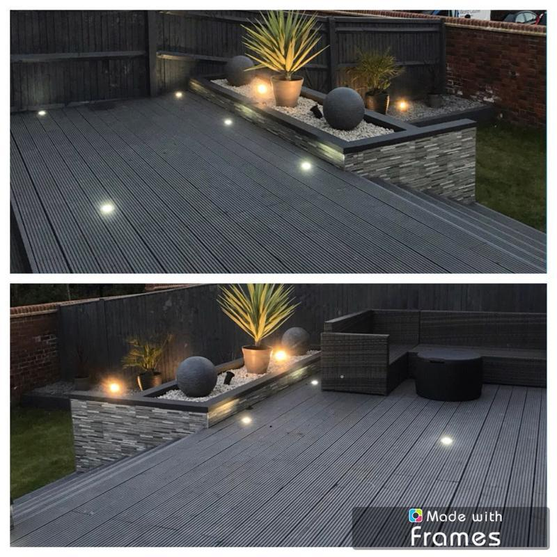 Image 13 - Deck lighting