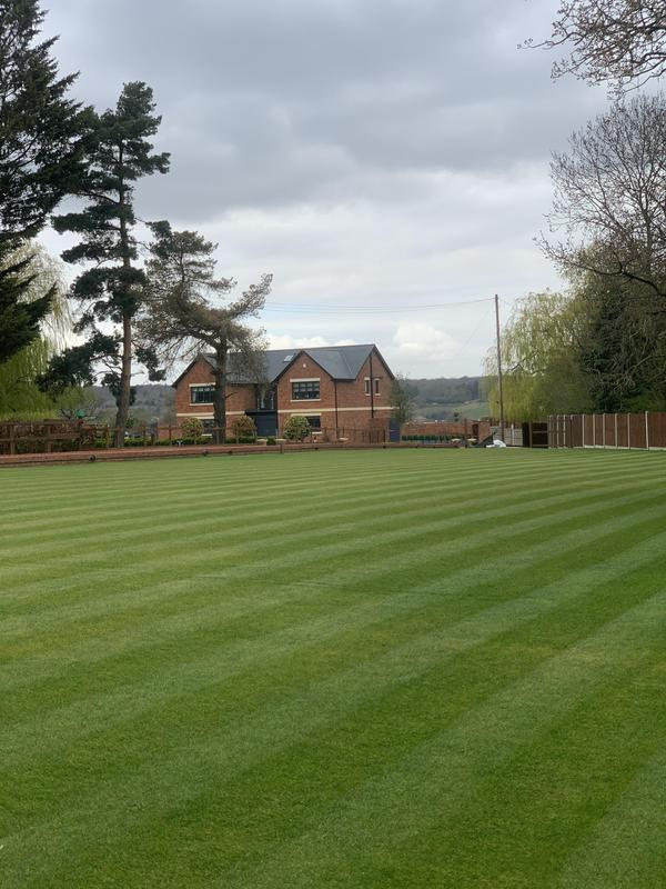 Image 7 - New grass and irrigation installation