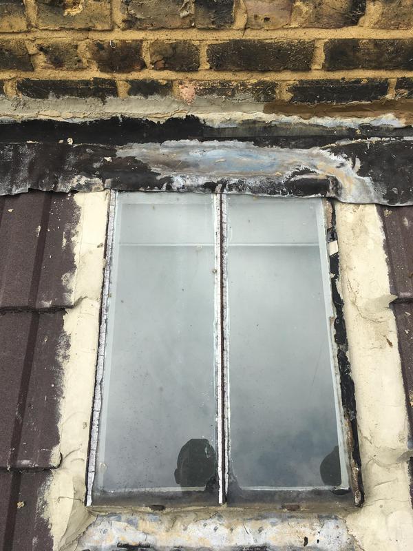 Image 2 - Old cast Iron window