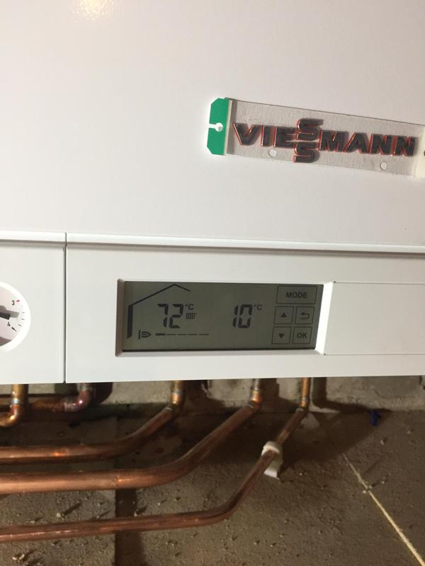 Image 6 - New combination boiler installed for a happy customer