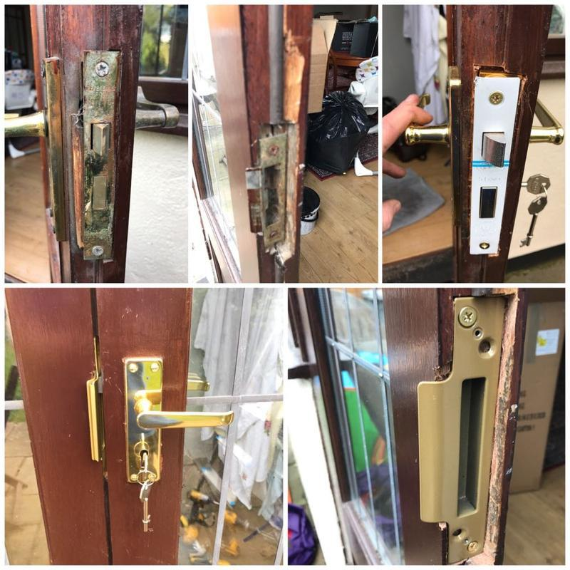 Image 14 - Upgrade To British Standard 5 Lever Sashlock & New Handles In Hornchurch