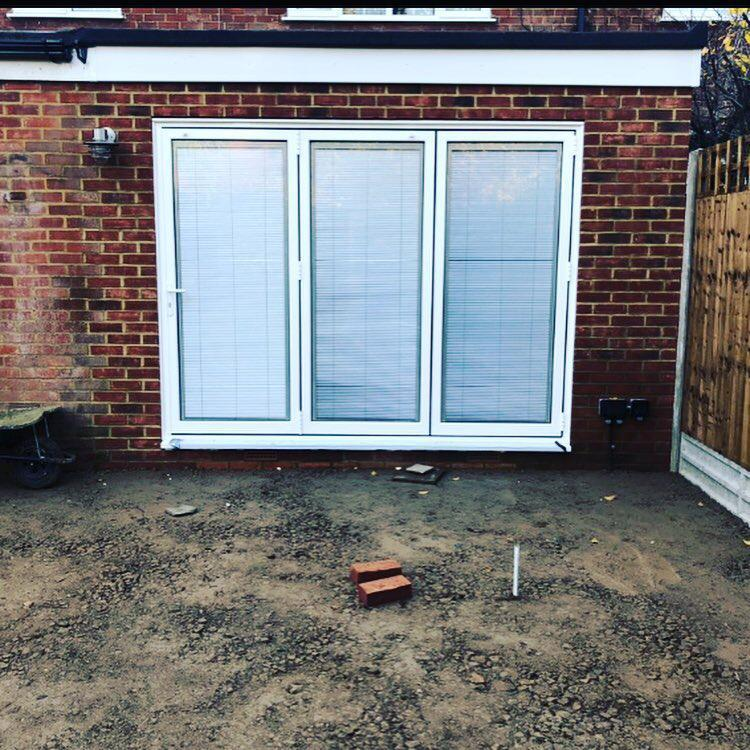 Image 2 - Single storey extension completed in Welwyn Garden City.