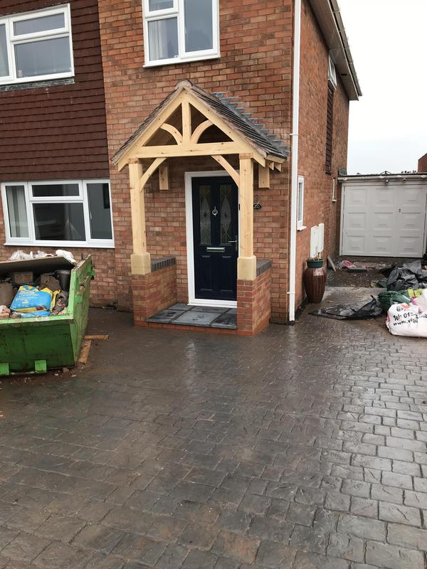 Image 7 - New porch