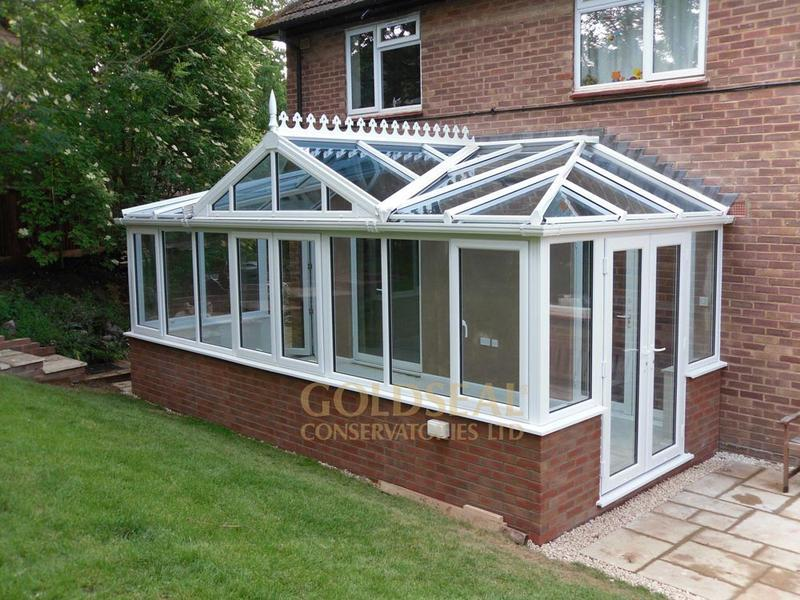 Image 8 - Durabase Conservatory By Goldseal