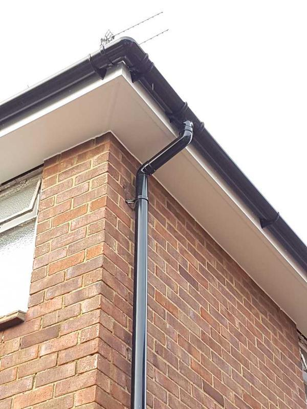 Image 34 - soffit fascia and guttering in worthing after