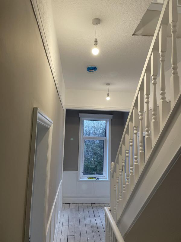 Image 4 - 6 bed house full rewire.