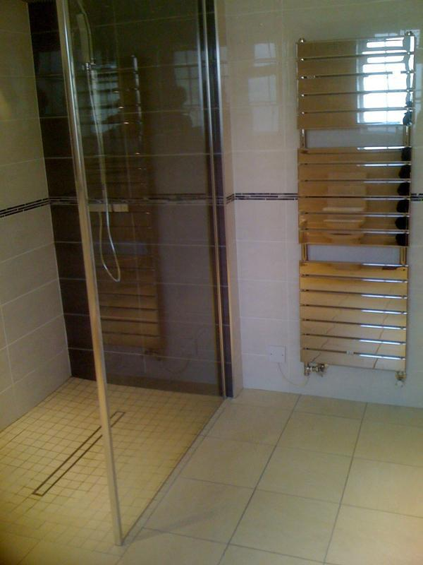 Image 165 - Wetroom installation in Upminster