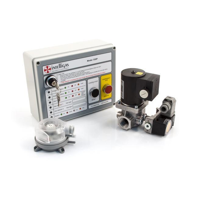 Image 32 - Gas Interlock & Gas Proving System