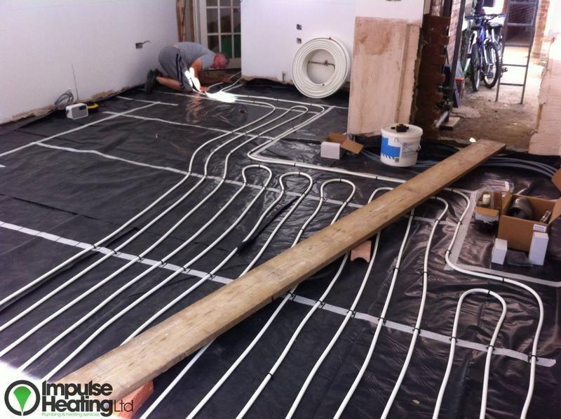 Image 8 - Underfloor Heating Installation