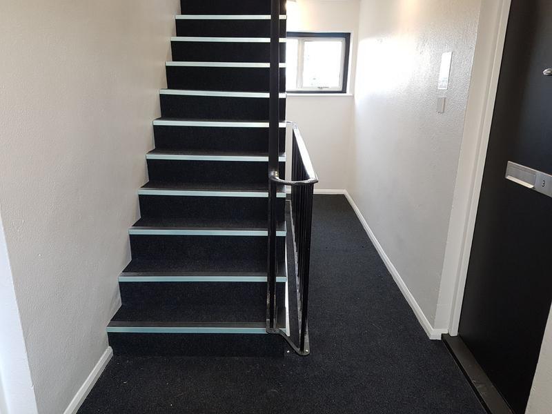 Image 67 - Communal carpet re fit