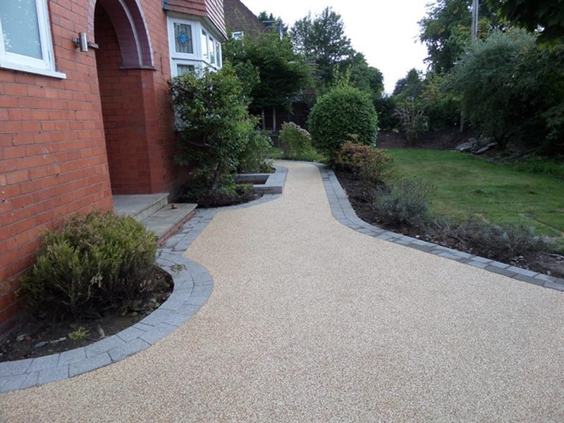 Image 104 - Resin bound driveway Whitstable