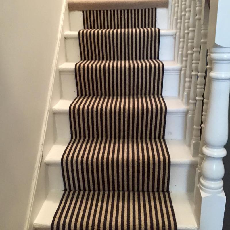 Image 63 - Stair Runners of 100% Wool Carpet