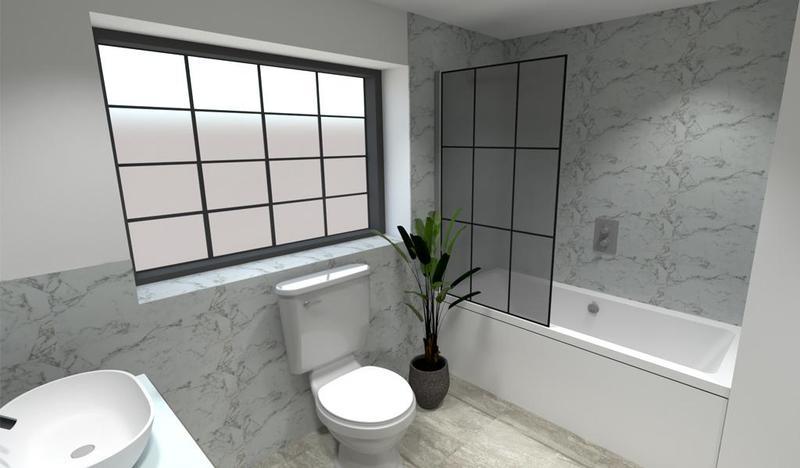 Image 29 - Bathroom design.