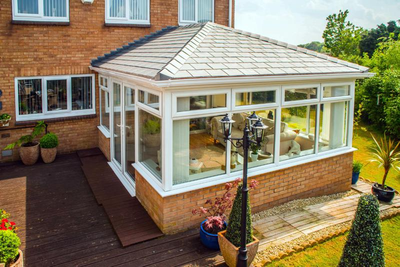 Image 2 - Tiled Conservatory Warmer Roof