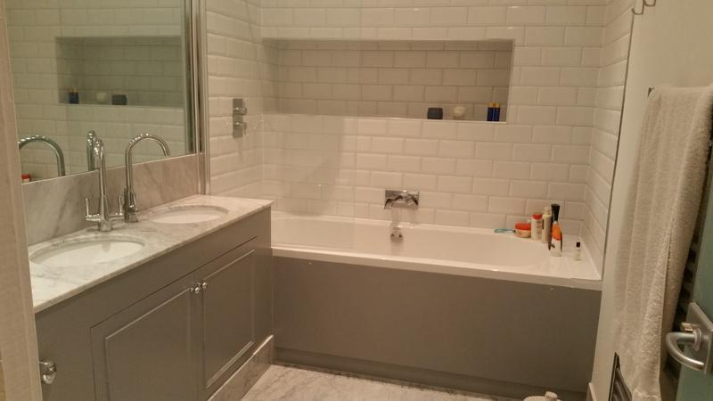 Image 15 - CROUCH END - BATHROOM REFURBISHED