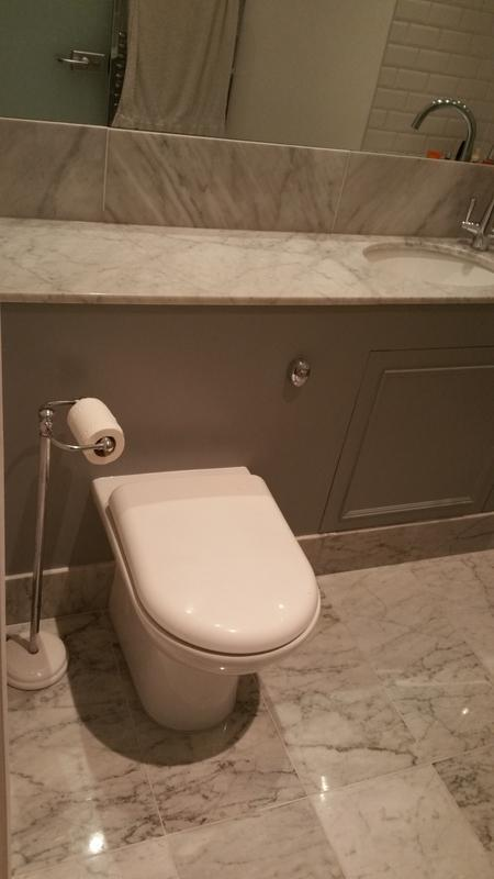 Image 17 - CROUCH END - BATHROOM REFURBISHED