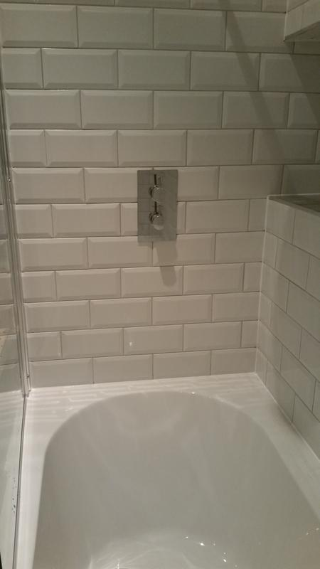 Image 146 - CROUCH END - BATHROOM REFURBISHED