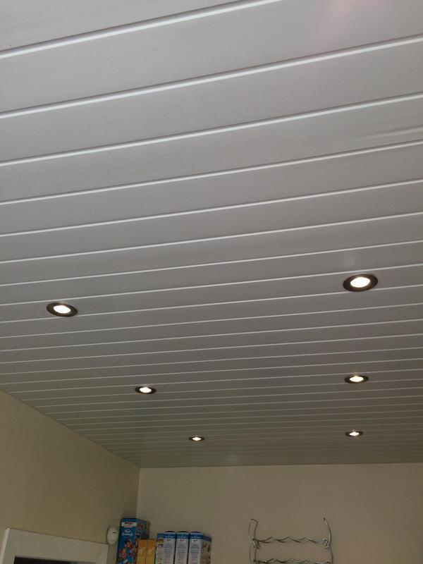 Image 24 - Down light installation.