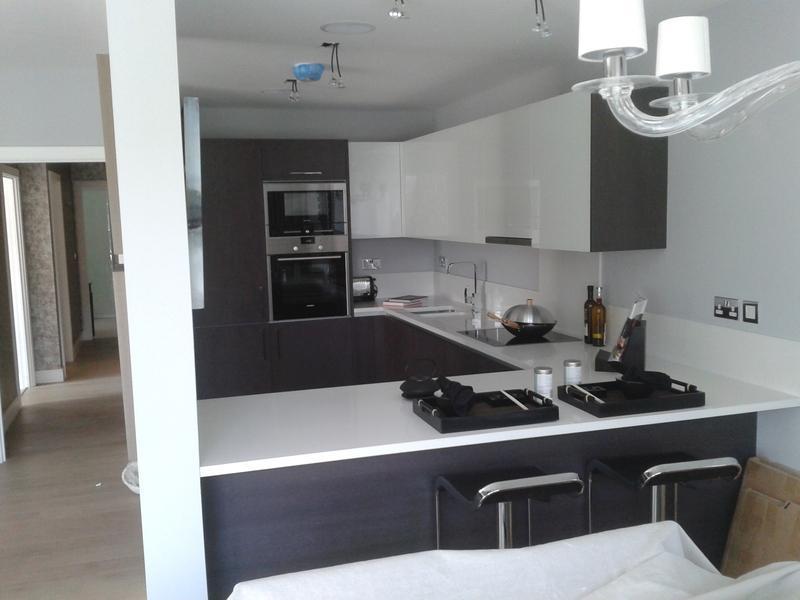 Image 6 - Kitchen show flat LONDON
