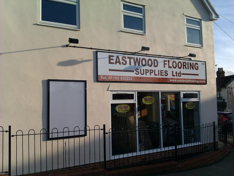 Image 6 - Exterior Lighting for Eastwood Flooring