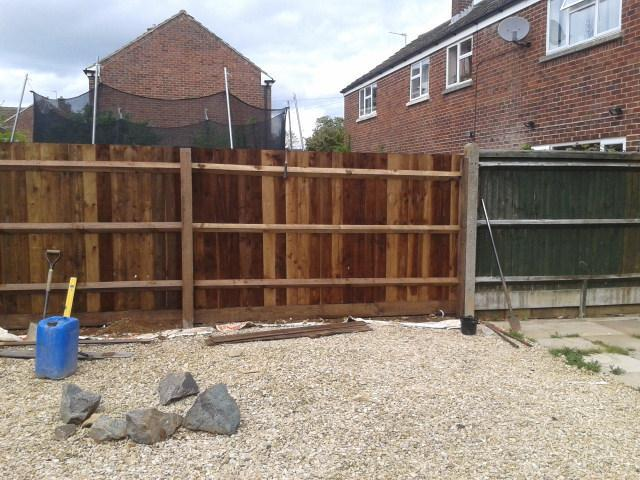 Image 5 - Fencing at Bicester