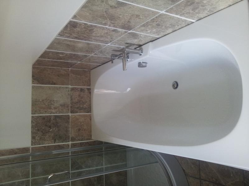 Image 13 - new bath installed