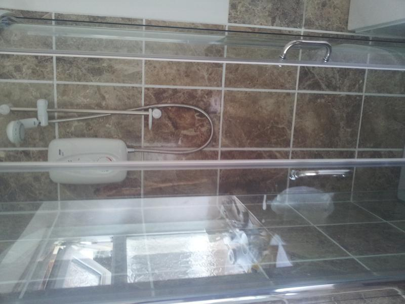 Image 8 - new shower fitted
