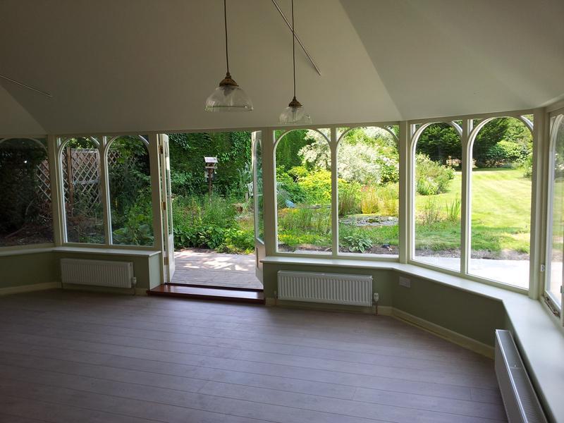 Image 4 - Internal of Garden Room