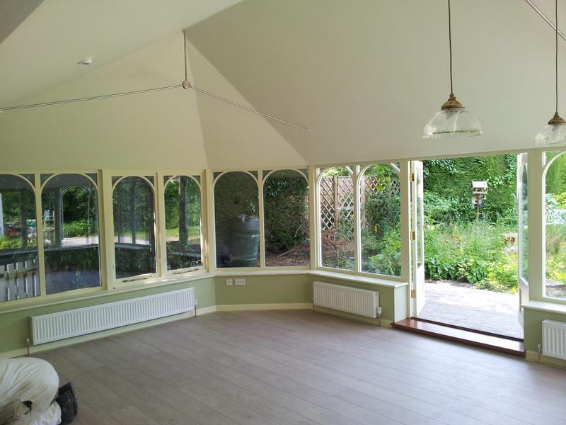 Image 3 - Internal of Garden Room
